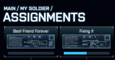 Assignments Battlefield 3 (Foto Divulgação)