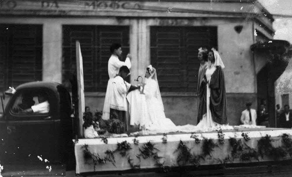 Vila Santa Isabel, Monsenhor Ciro Turino, igreja católica, história de São Paulo, Vila Formosa, Vila Carrão