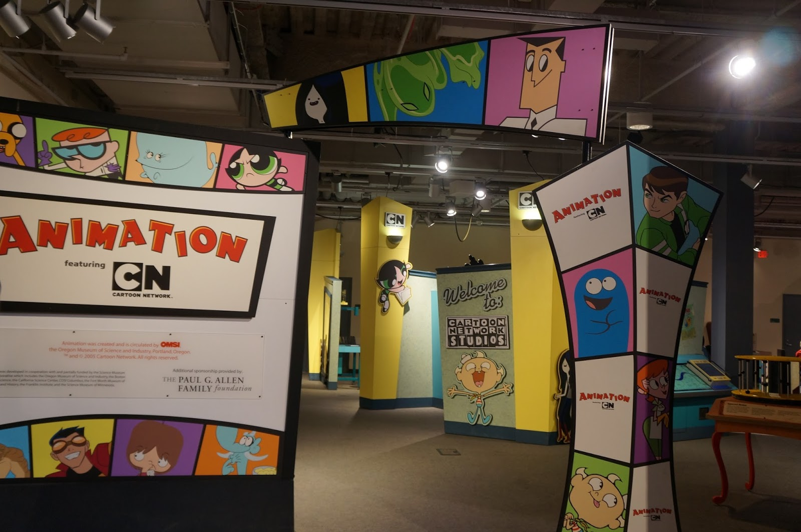 Exhibition Booth Animation : Evan and lauren s cool whitaker center for