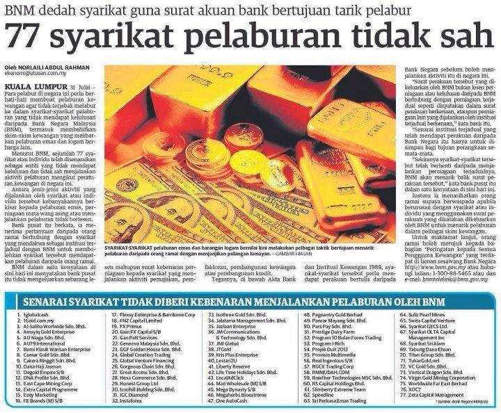 Signal forex terbaik malaysia