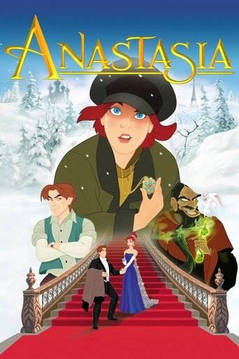 Anastasia (1997) ΜΕΤΑΓΛΩΤΙΣΜΕΝΟ ταινιες online seires xrysoi greek subs