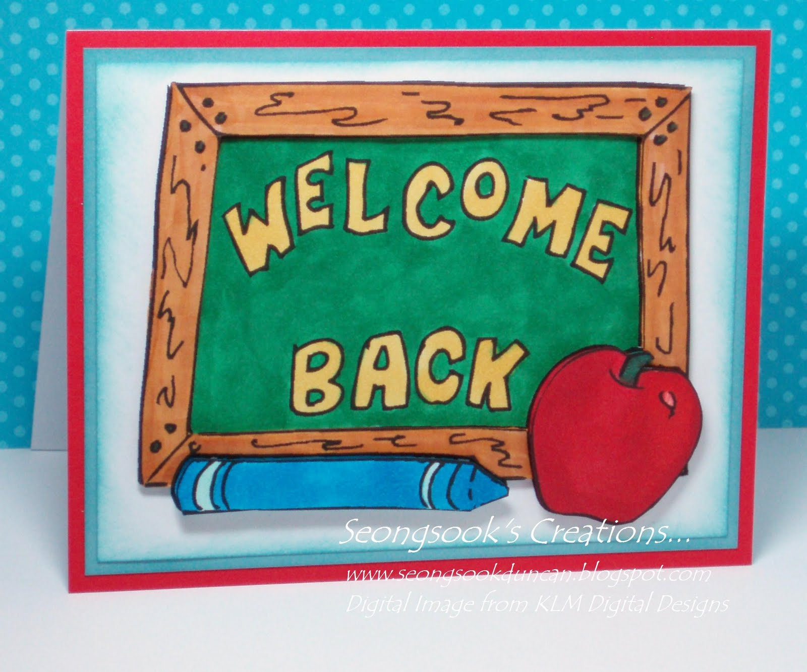 Owh Stars And Stamps Our Old Blog Back To School