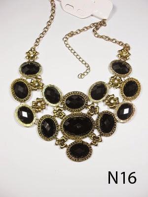 kalung aksesoris wanita n16