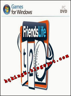 Friends Life T20 2013 Patch For EA Cricket 07