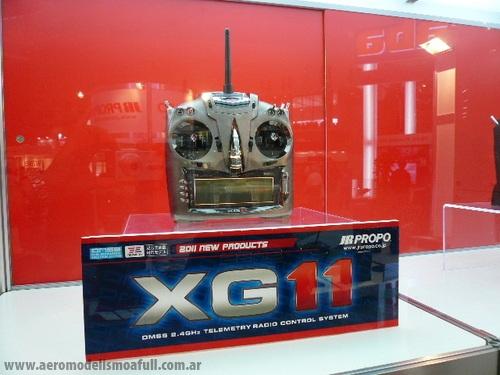 JR XG11