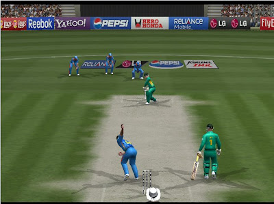 cricket game play free online 2012