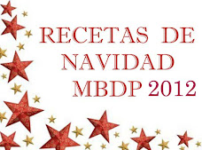 Recetas navidad MBDP 2011