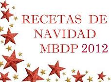 Recetas navidad MBDP 2011