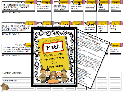 http://www.teacherspayteachers.com/Product/Common-Core-Problem-of-the-Day-November-953113