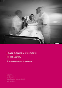 Boek Lean denken en doen in de zorg