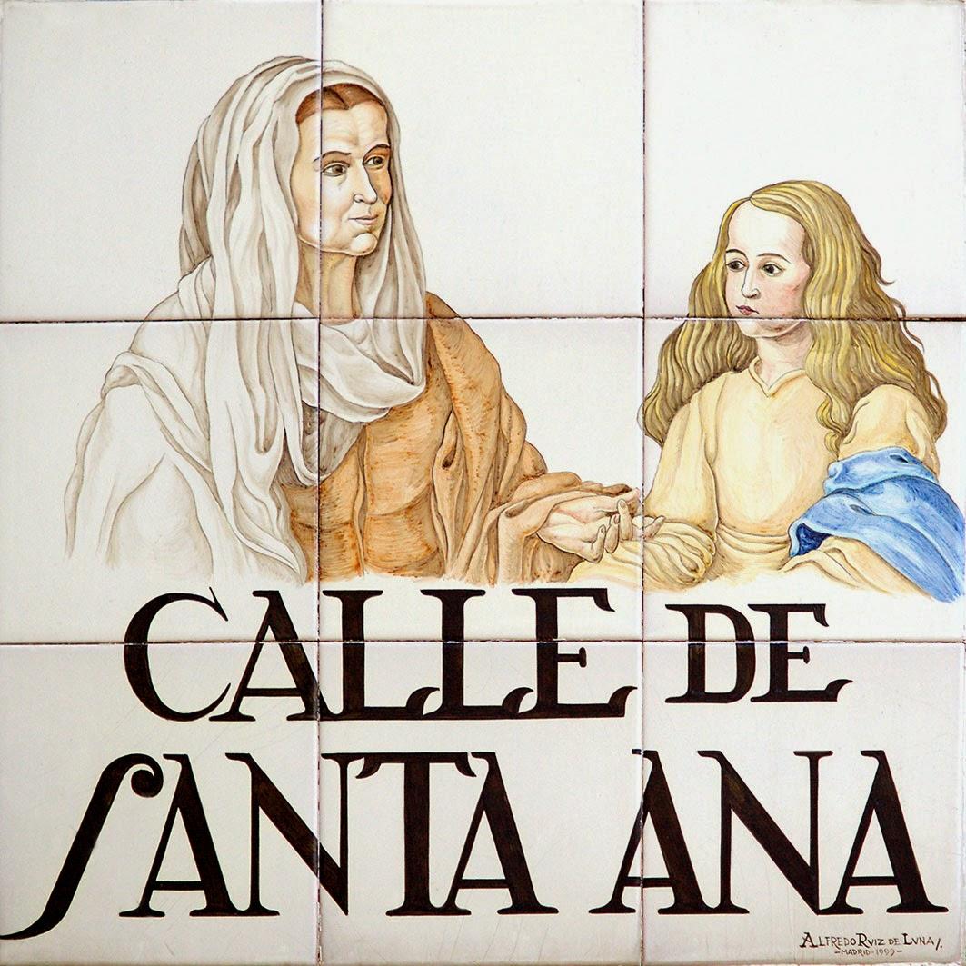 Calle de Santa Ana