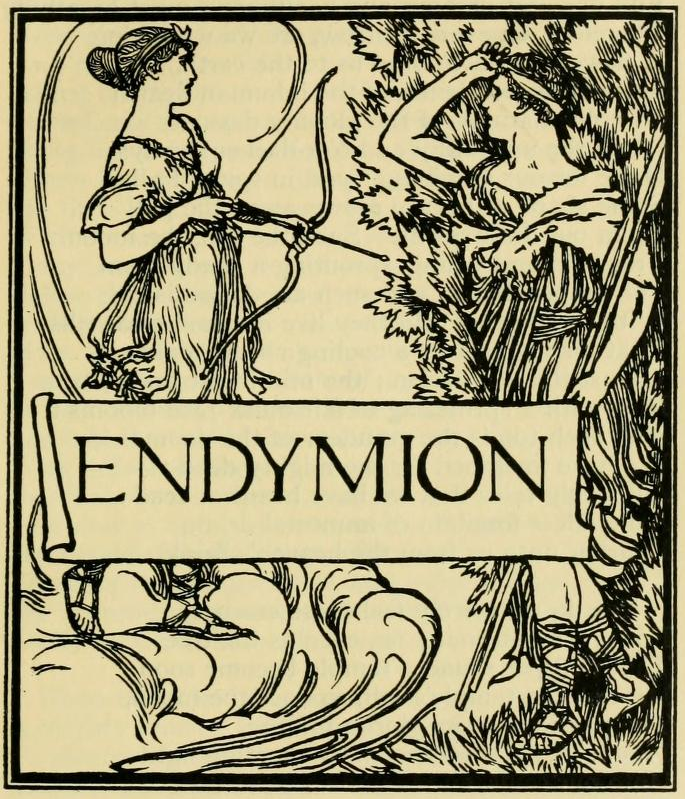 lines from endymion by john keats summary