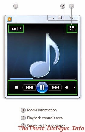 Download Windows Media Player 12 – Phần mềm nghe nhạc của Microsoft