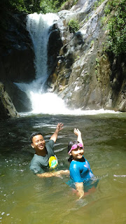 air terjun sg chilling