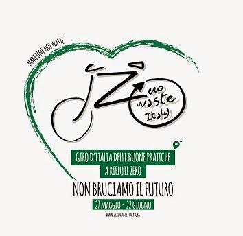 Giro d'Italia delle buone pratiche a Rifiuti Zero