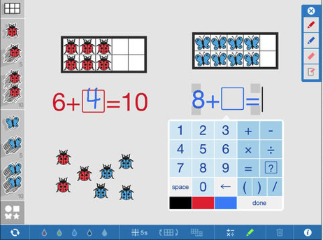 love2learn2day: Number Frames App is Here (Free!)