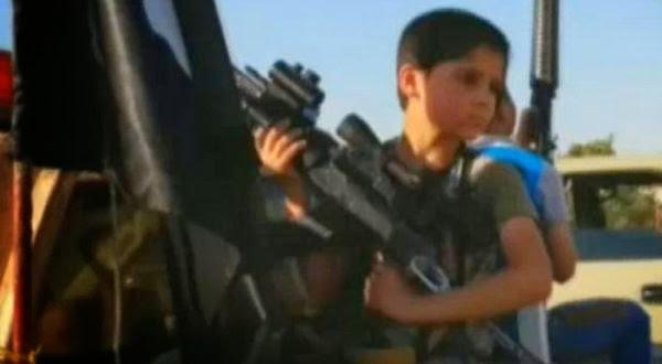 Anak-anak Irak Direkrut Jadi Prajurit ISIL
