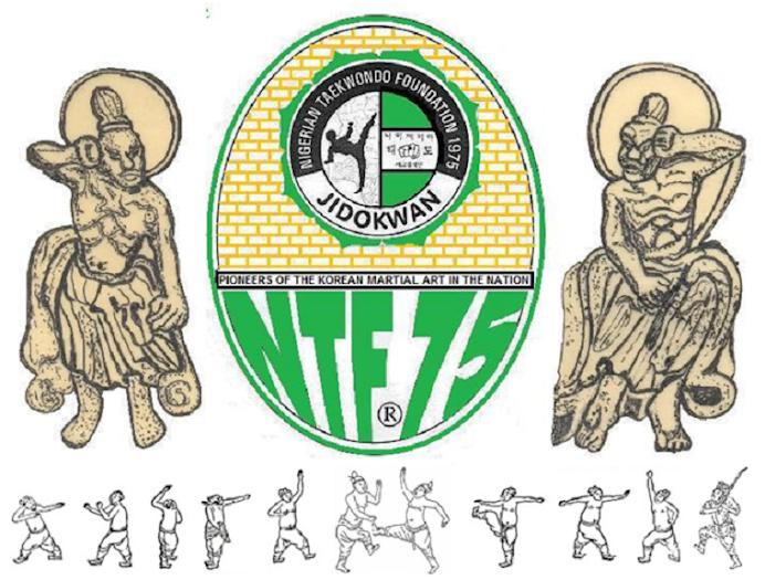 NTF75 - Nigeria Taekwondo Foundation 1975