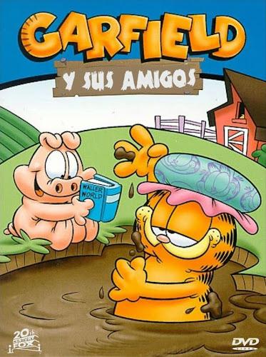 Garfield y sus amigos Serie Completa Latino