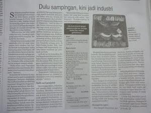Diekspos koran harian SOLOPOS