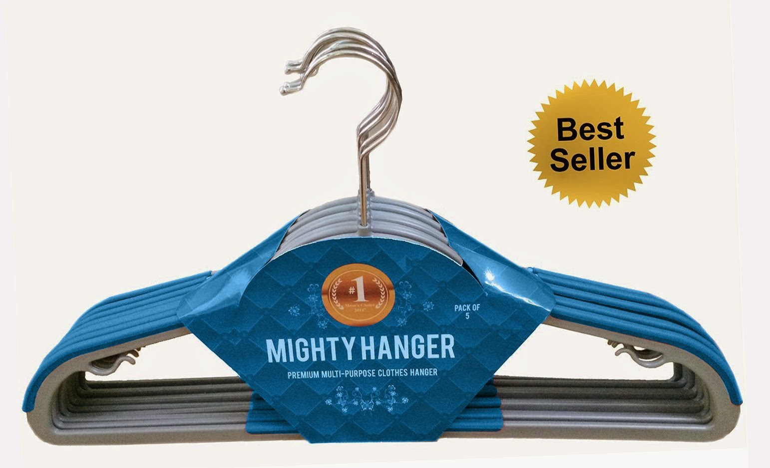 Mighty Hanger Blue