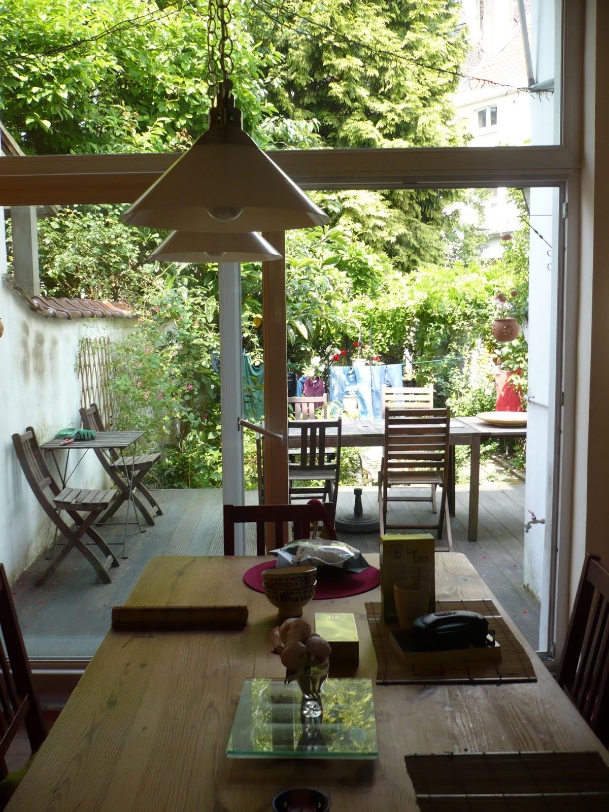 La nature en ville un jardin bruxelles for B b un jardin en ville brussels