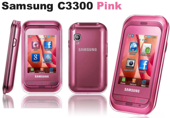 samsung champ pink. SAMSUNG C3300I (Rp. 680.000)
