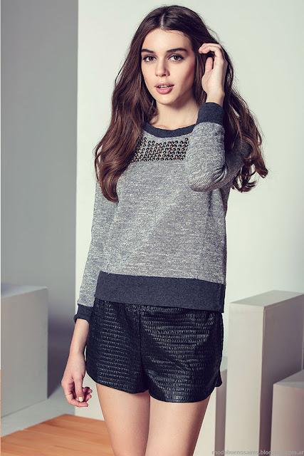 Moda invierno 2015 ropa de invierno 2015.