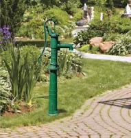 Pompage for Creuser puit jardin