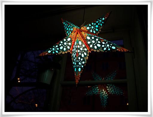Adventsstjärnan, julen är över