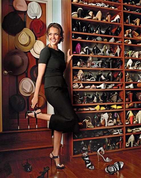 shoe closet