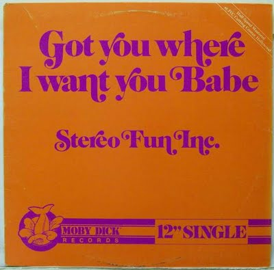Stereo Fun Inc   Got You Where I Want You