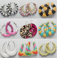 Bamboo Earrings Wholesale1