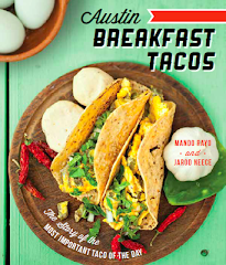 Buy the Austin Breakfast Taco Book!