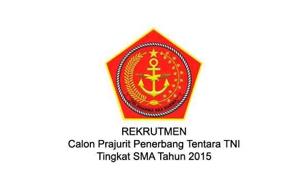Rekrutmen Calon Prajurit Penerbang Tentara TNI Tingkat SMA Tahun 2015