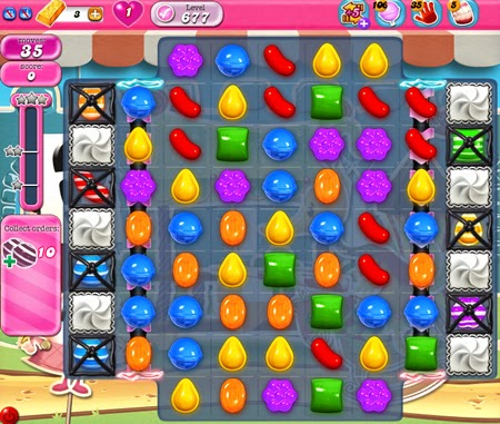 Candy Crush Saga 677
