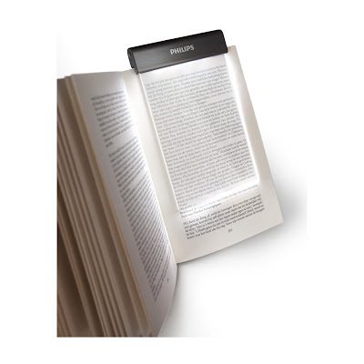 Philips Rechargeable LED Reading Book Light