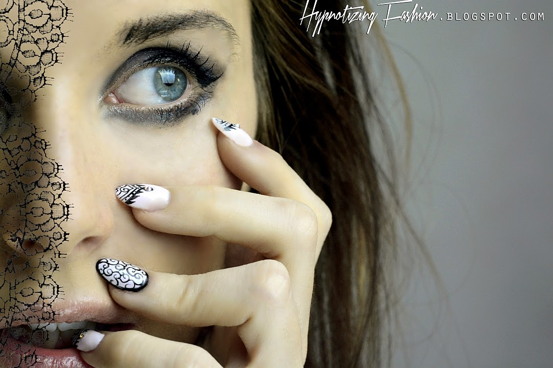 fashion photography nails