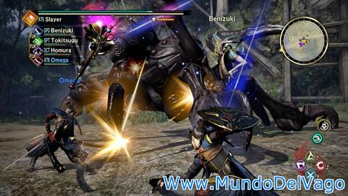 Toukiden 2 PC Juego 2017