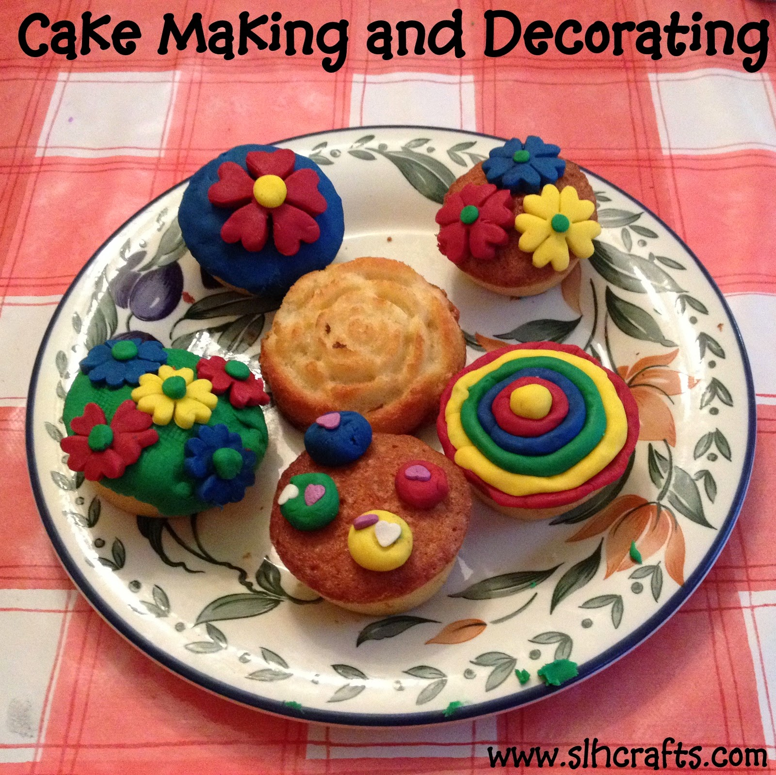 cake decorating madeira icing