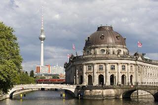 Isla de los Museos de Berlin