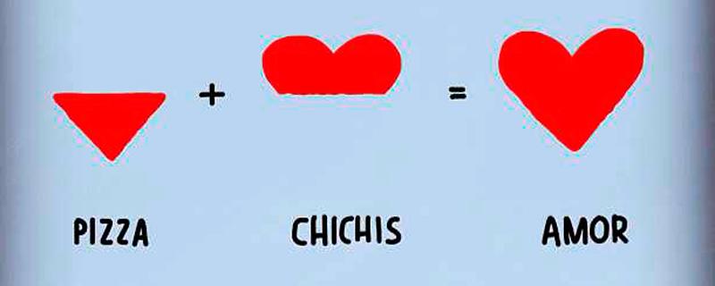 El amor entre cosas