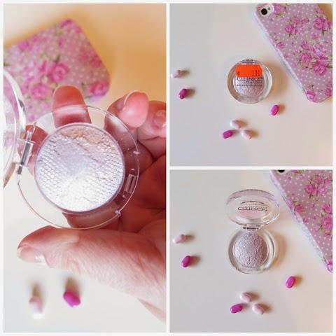 Catrice Viennaart Baked Eyeshadow C01 Pearly Plastering
