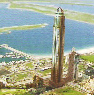 Princess Tower Dubai