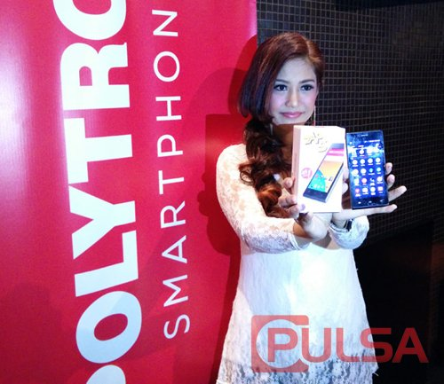 Polytron ZAP5, Smartphone 4G LTE Murah Resmi Diluncurkan