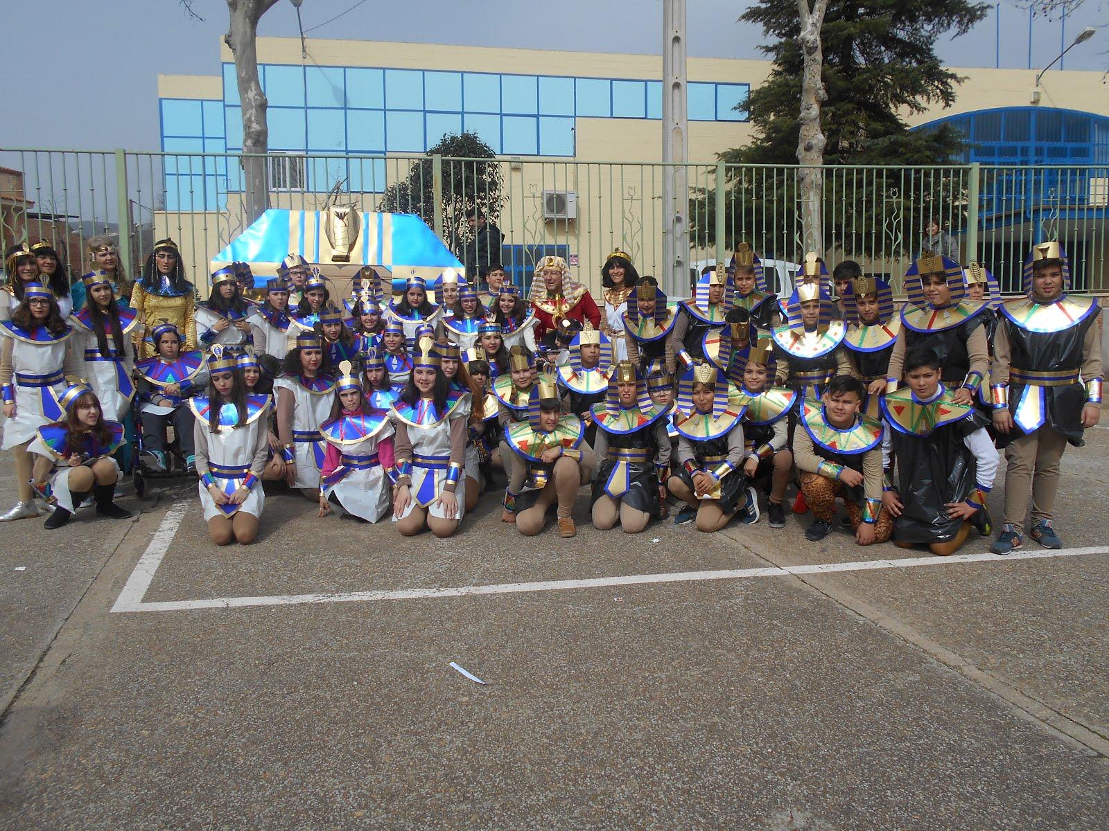 Carnaval 2017: EGIPTO