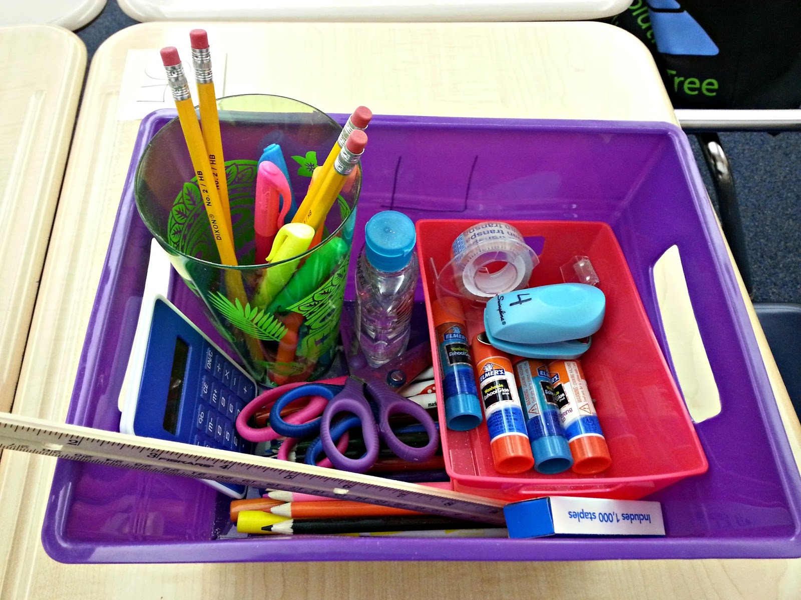 Classroom Equipment Ideas ~ Eat write teach classroom tour and changes in a