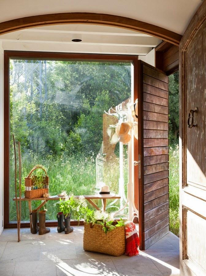 Vicky 39 s home una casa de campo tradicional a traditional - Casas de campo el mueble ...