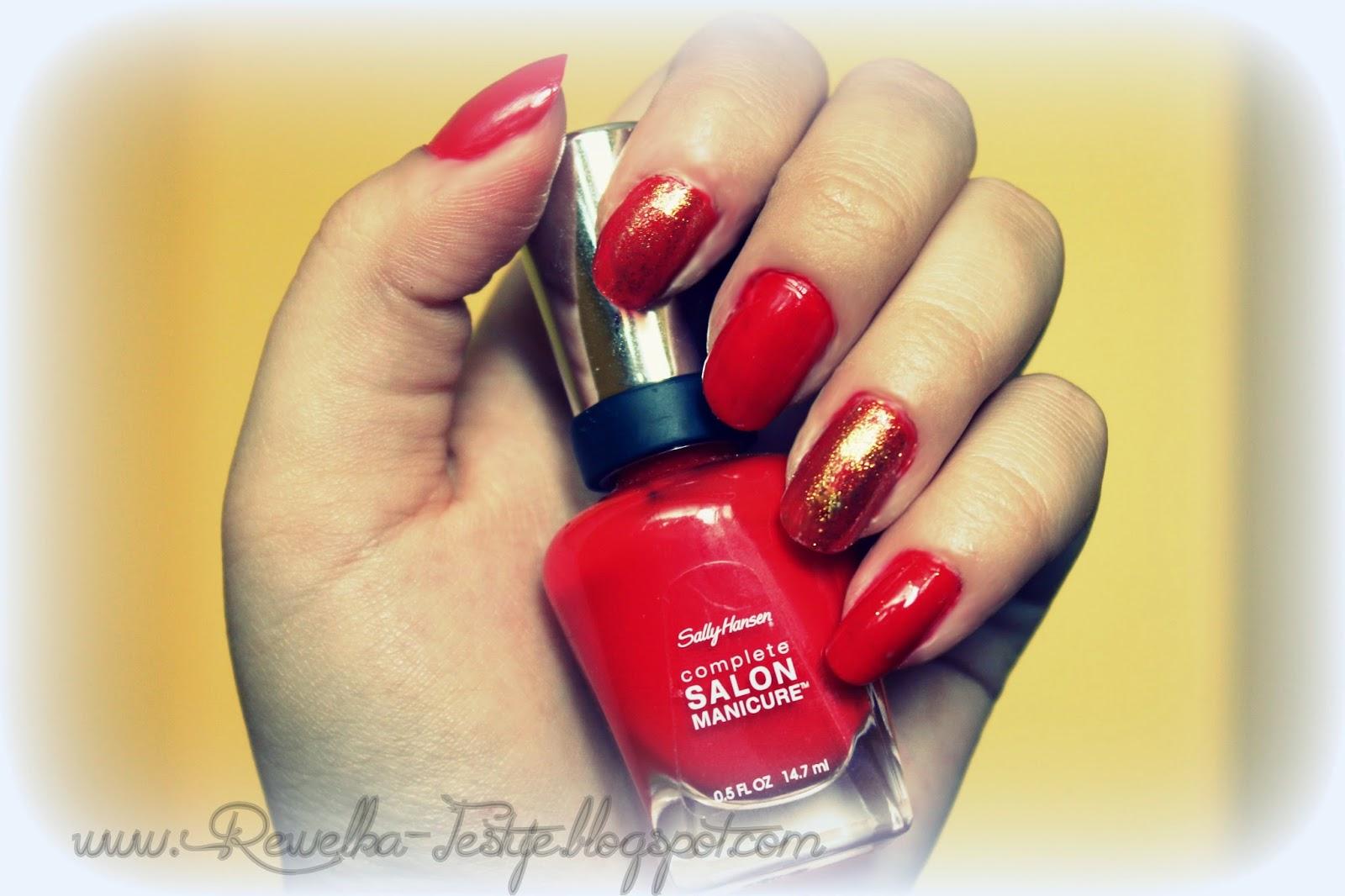 Sally Hansen Salon Manicure - zdecydowanie TAK :)