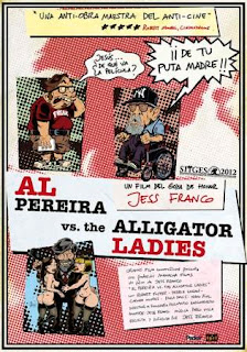 Revenge of the Alligator Ladies dirigida por Jess Franco